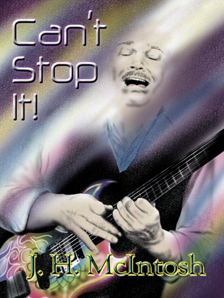 "Can't Stop It, The Chronicles of Jimmy ""Rock"" Rogers (a breakaway/mystery) Book 1."