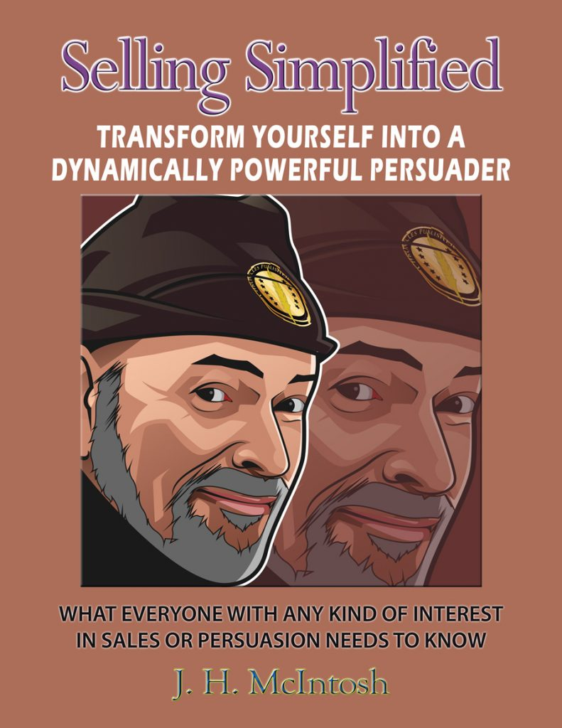 Transform yourself into a dynamically powerful persuader.What everyone with any kind of interest in sales and persausion needs to know.