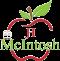 White Owl J H McIntosh logo